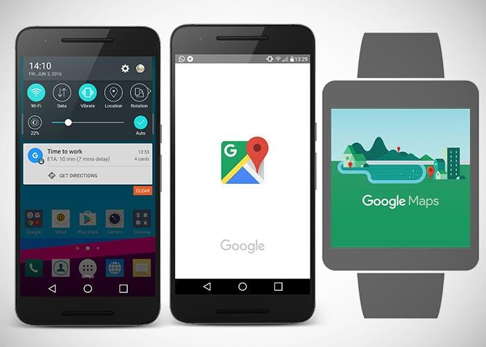 Google Maps permitirá compartir nuestra ubicación en tiempo real con nuestros contactos