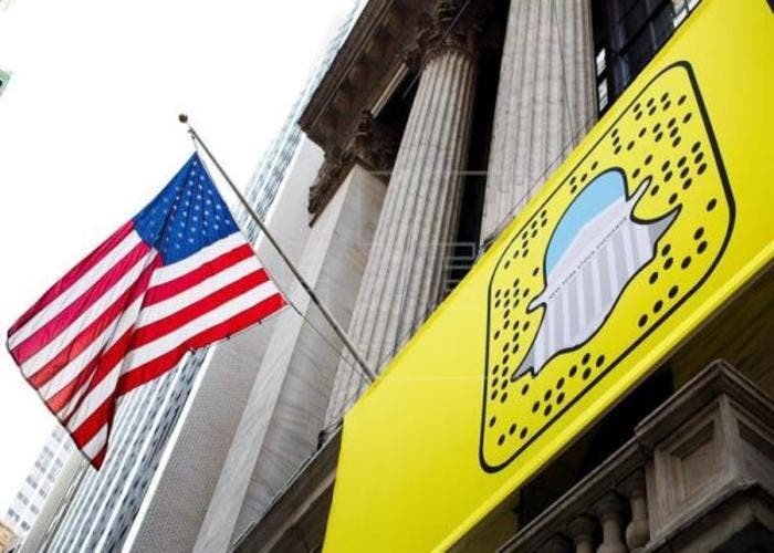 Snapchat perdidas en el segundo trimestre de 2017