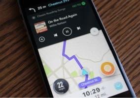 Spotify integrada con Waze