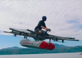 Kitty Hawk es el auto volador financiado por el creador de Google