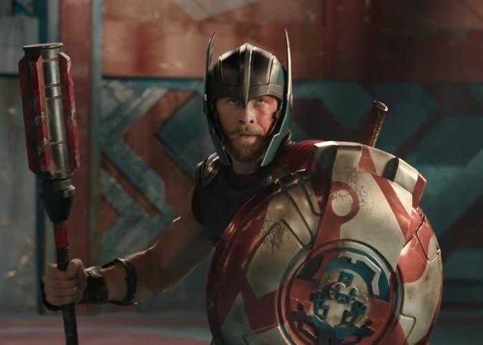Marvel lanzó trailer de Thor Ragnarok