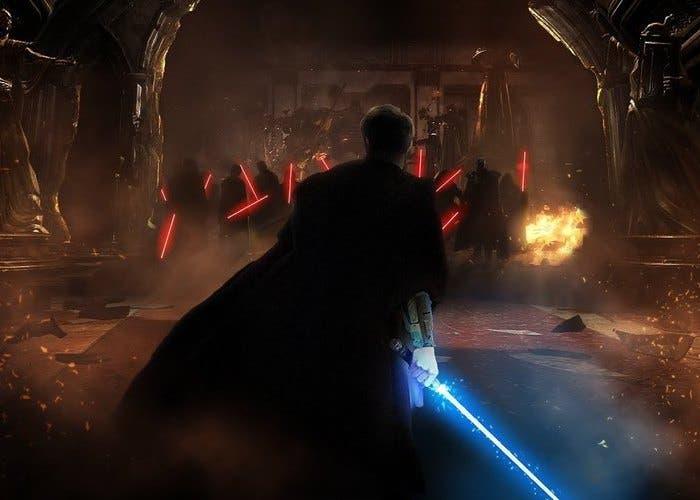 Star Wars ELos últimos Jedi
