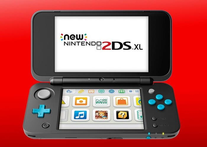 Nintendo anuncia la salida de su nueva New Nintendo 2DS XL