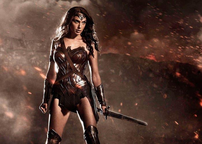 Estrenos tráilers 2017 Wonder Woman