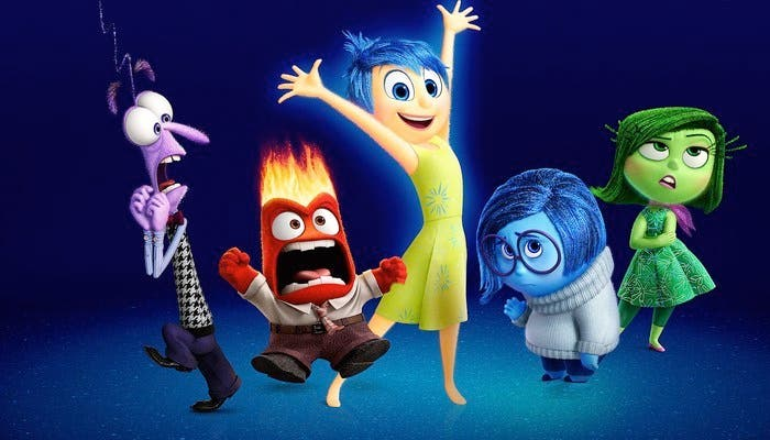Inside Out Personajes