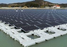 China acaba de poner en funcionamiento la planta solar flotante más grande del mundo