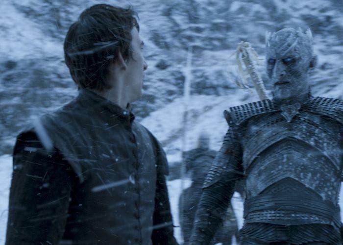 Bran en una escena de Juego de Tronos