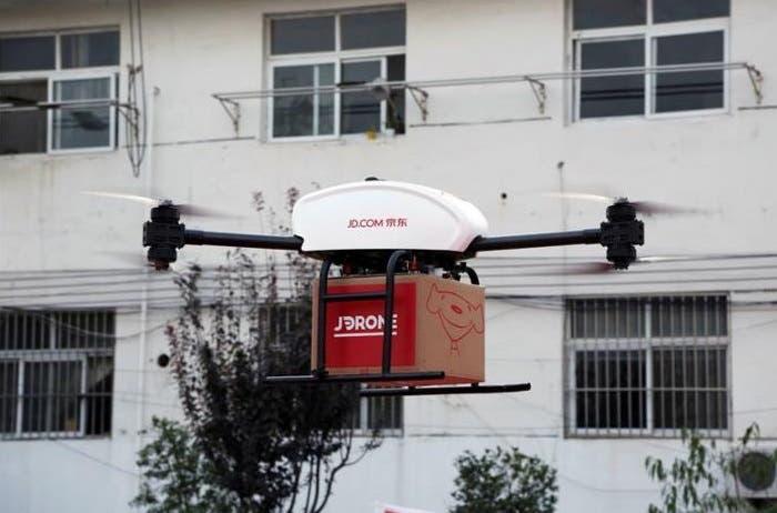 Drones en china