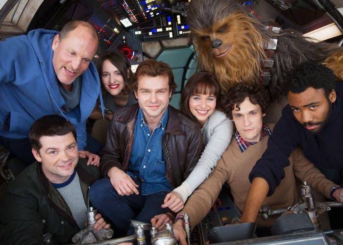 Han Solo se queda sin directores
