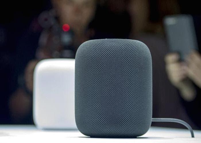 Presentación del HomePod de Apple