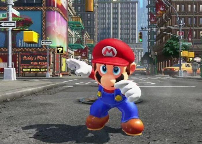 Mario Odyssey será el plato fuerte de Nintendo para finales de año