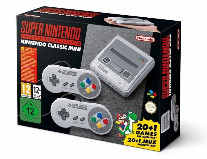 SNES Nintendo