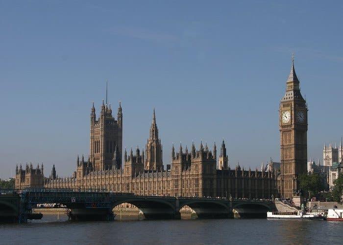 Palacio de Westminster, sede
