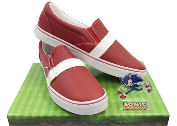 Sonic zapatillas 26 aniversario