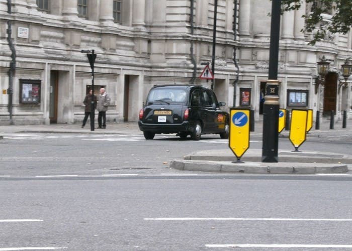 Transporte Uber Londres