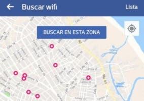 Facebook detectará redes wi-fi disponibles