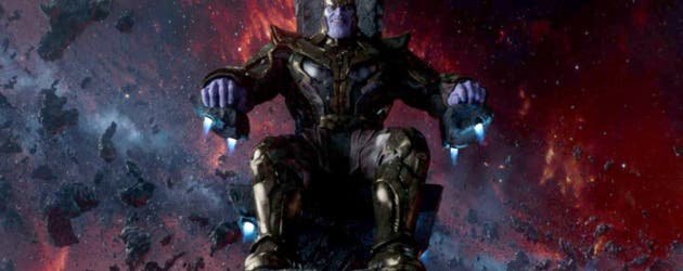 Thanos, villano de 'Infinity War'