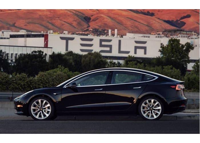 tesla 3 coche electrico barato