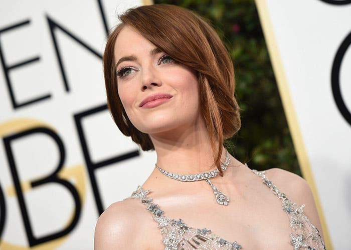 Emma Stone mejor pagada de Hollywood en 2017