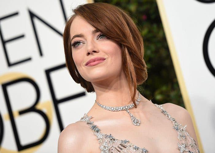 Emma Stone mejor pagada de Hollywood en 2017