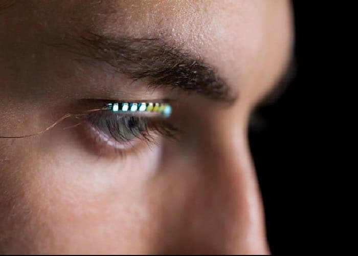 Peligrosa moda de las pestañas LED