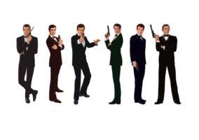 Actores de James Bond