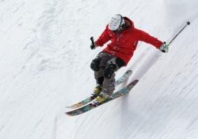Chaquetas de esquí para hombre