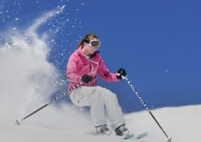 Chaquetas de esquí para mujer