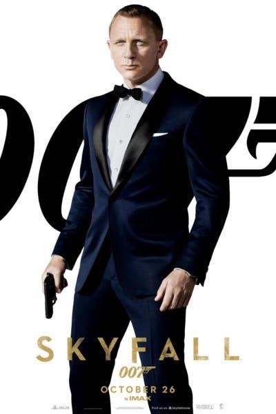 Craig David como 007