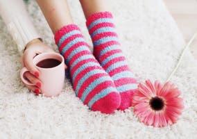 calcetines de invierno para mujer