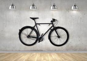 Soportes de pared para bicicletas