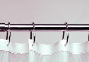 barra de cortina para ducha