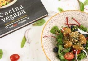 libros recetas vegetarianas y veganas