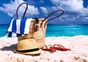 Bolsos de playa para mujer