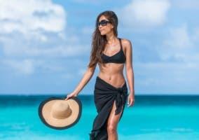 Pareos de playa para mujer
