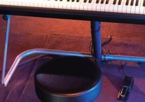 Pedales para piano