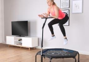 Trampolín fitness