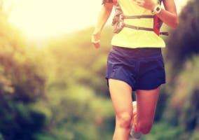 mochila running