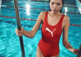 Bañadores deportivos