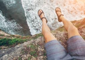 Sandalias de hombre