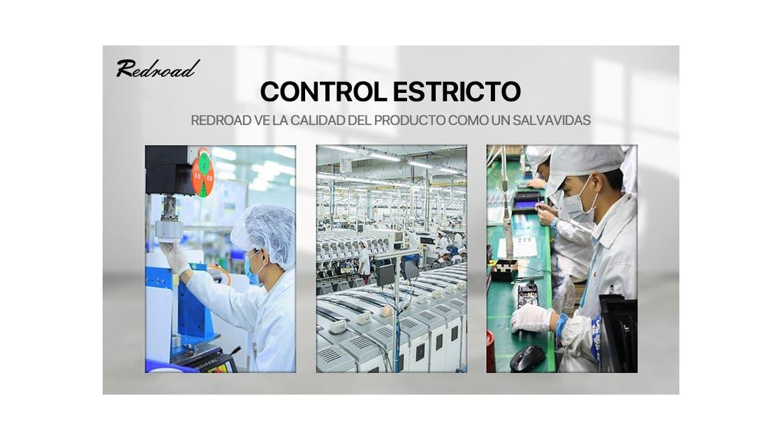 RedRoad y su estricto control de calidad