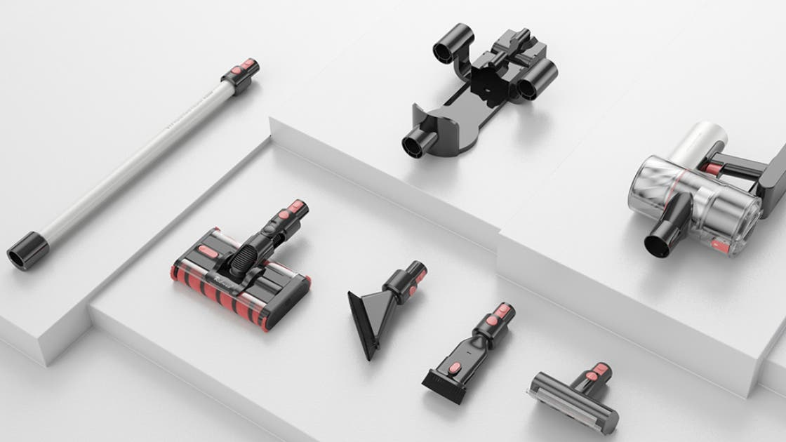 RedRoad V17, un aspirador inalámbrico de mano que te ofrece gran efectividad, potencia y durabilidad
