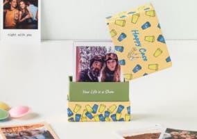 Caja de fotos