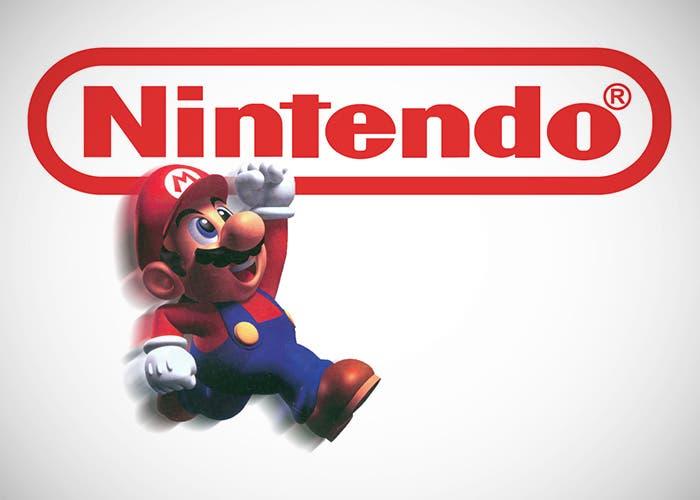 Logo de la compañía de videojuegos Nintendo