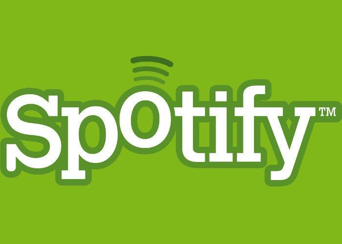 Logo del servicio de música en streaming Spotify