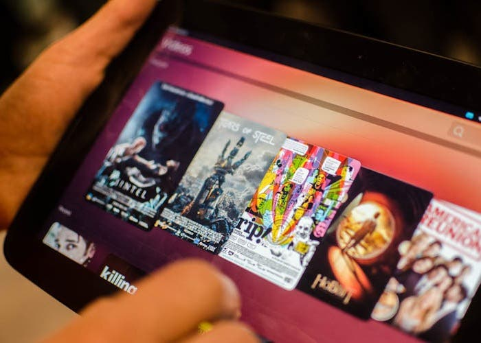 Ubuntu Tablets - vídeos