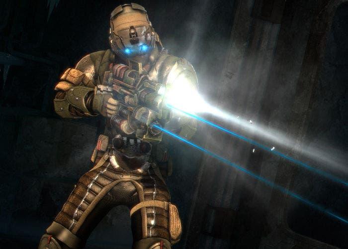 Imagen del videojuego Dead Space 3