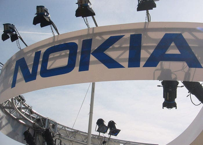 Logo de Nokia