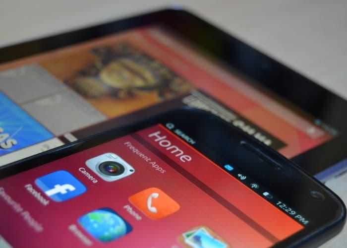Ubuntu y Android frente a frente