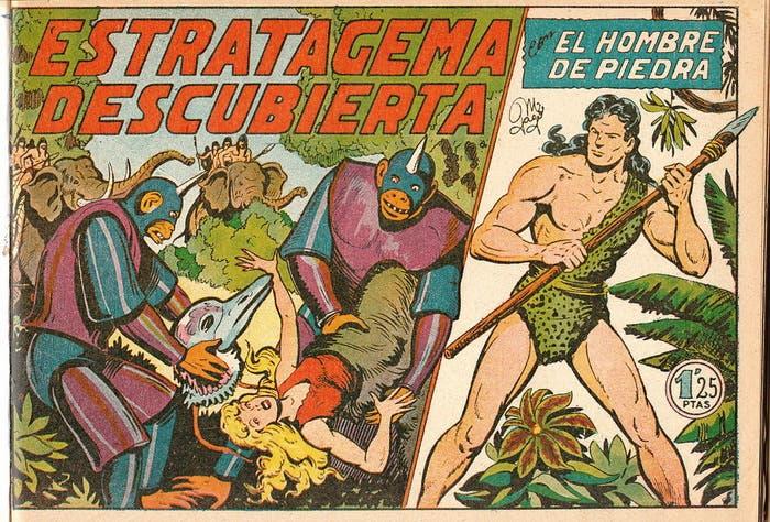 Comics-prehistoria